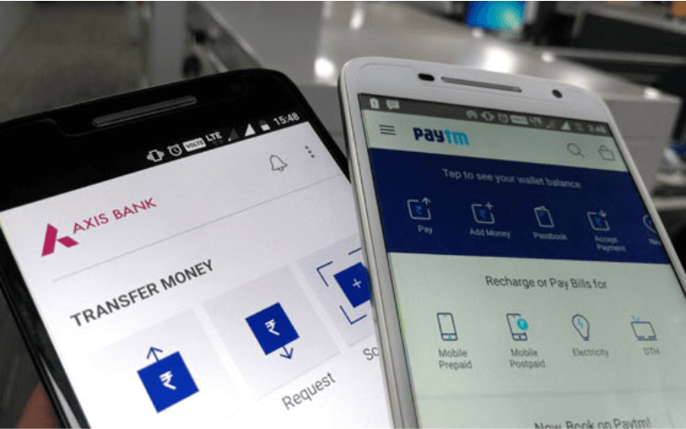 BHIM vs PayTM : Best Cashless solution for India