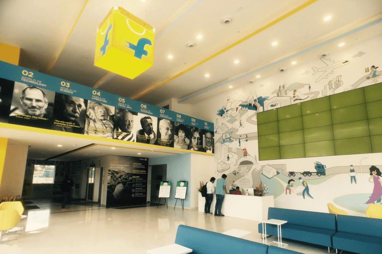 New Flipkart CEO : Kalyan Krishnamurthy