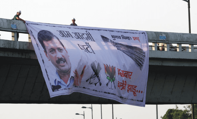 AAP Govt Spent Rs 29 Crore on Ads Outside Delhi NCR