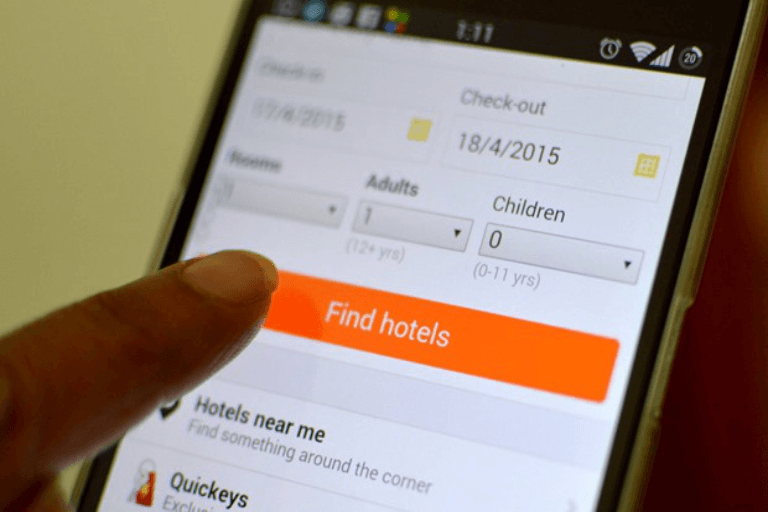 Best Hotel Booking Apps in India