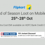 flipkart-mobile-sale-with-huge-discount-on-redmi-note-4-iphone-8-iphone-7-moto-g5-plus-and-more