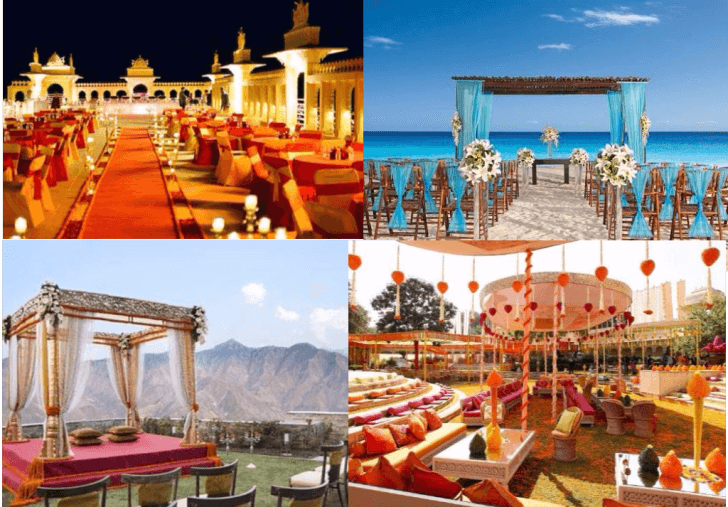Make your Wedding Day more Special with these Beautiful Wedding Destinations in India
