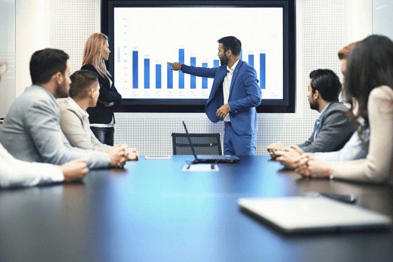 5 tips for a winning Business Presentation