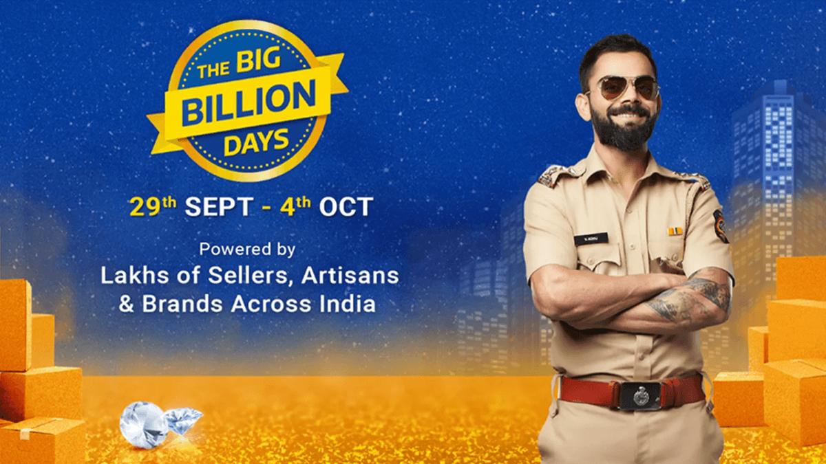India's Biggest Sale – Flipkart Big Billion Days